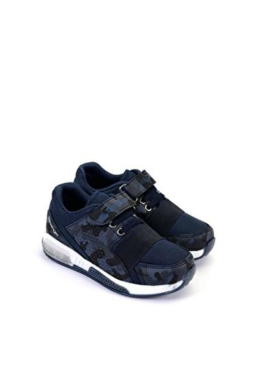 Slazenger Unisex Çocuk ELA Spor Ayakkabı SA10LP070-400X Lacivert
